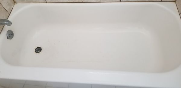 Before & After Tub Cleaning in Rancho Cucamonga, CA (3)